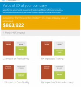 UX Value Calculator